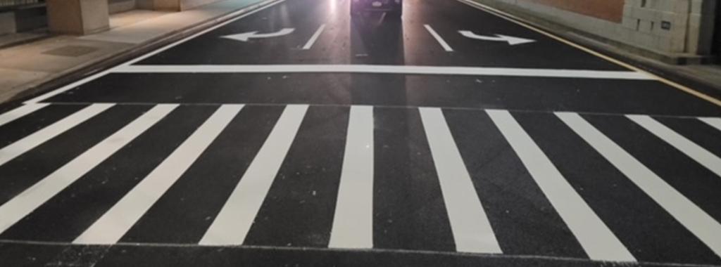 preformed tape pavement markings